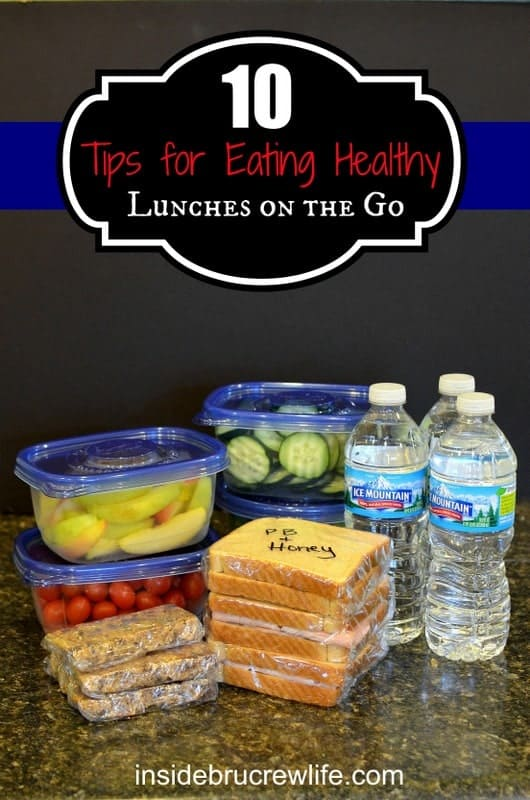 Healthy Lunches on the Go-1