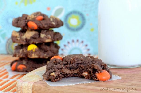 banana reeses cookies3