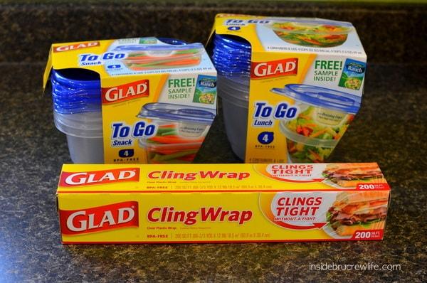 glad ware