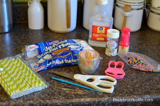 Oreo Bunny Pops ingredients
