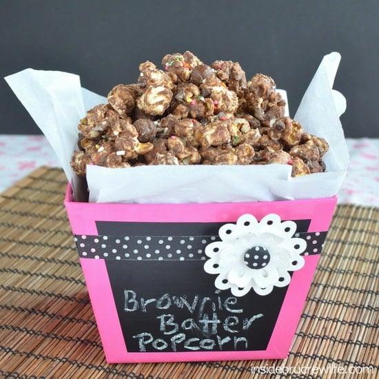 Brownie Batter Cookie Dough Popcorn 7