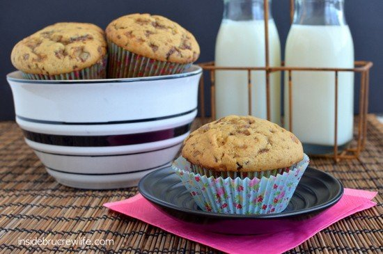 Heath Latte Muffins 9