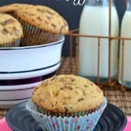 Heath Latte Muffins