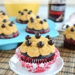 Mocha Fudge Cupcakes