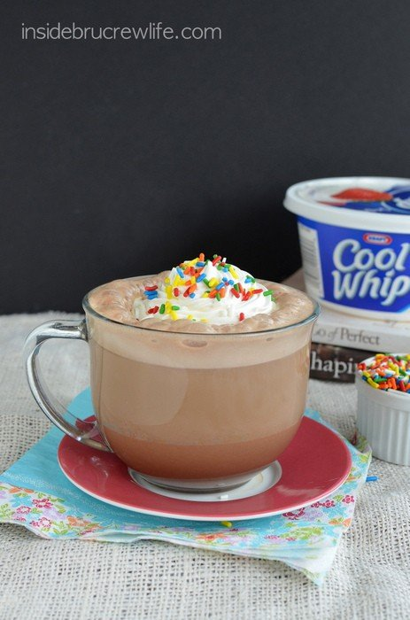 Coconut Nutella Latte 6