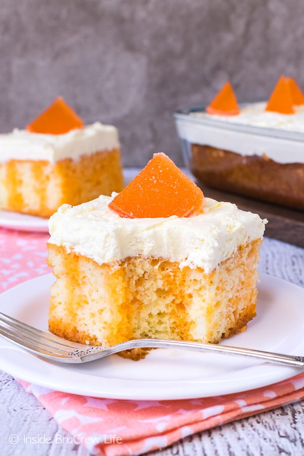 How To Make Orange Cake Recipe