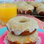 Orange Julius Donuts