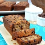 Skinny Mini Banana Bread