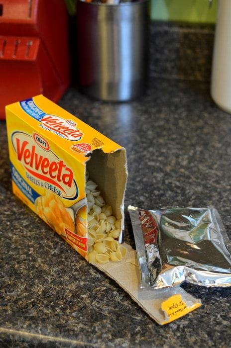 Velveeta Shells and Cheese 13