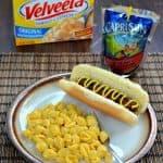 Velveeta Shells and Cheese – #CheesyShells