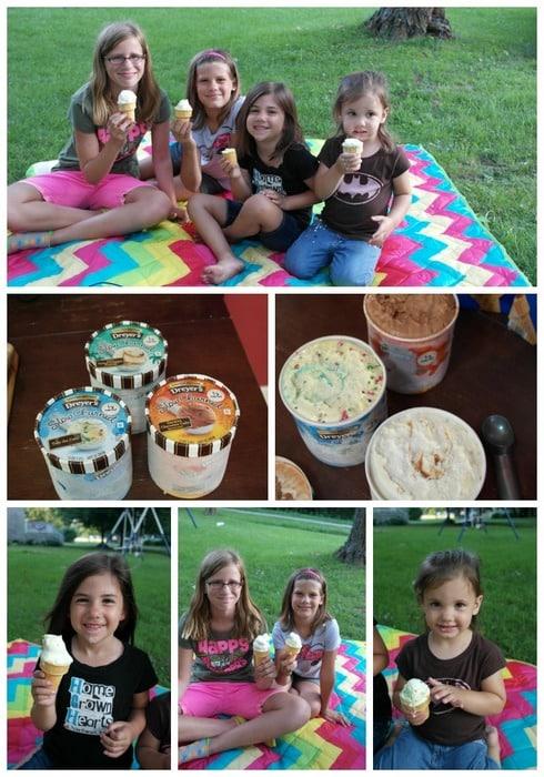 ice cream tasting - 1