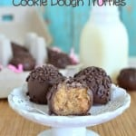 Butterfinger Cookie Dough Truffles