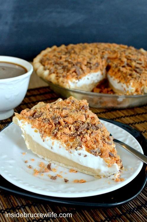 Peanut Butter Butterfinger Pie 3-1