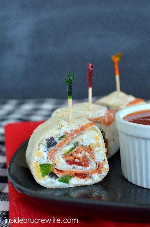 Pizza Pinwheels 8