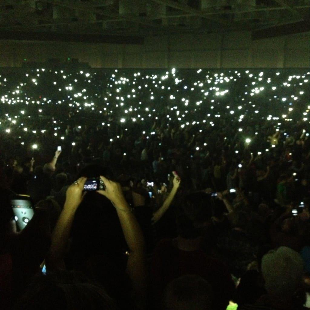 hillsong lights
