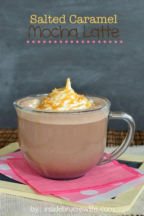 Salted Caramel Mocha Latte title
