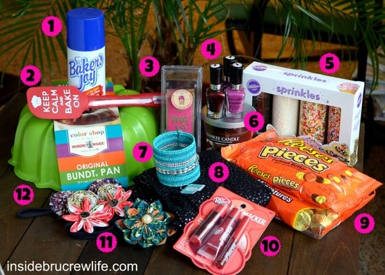 My Favorite Things Giveaway | Inside BruCrew Life