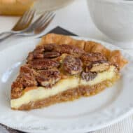 Best Pecan Cheesecake Pie Recipe