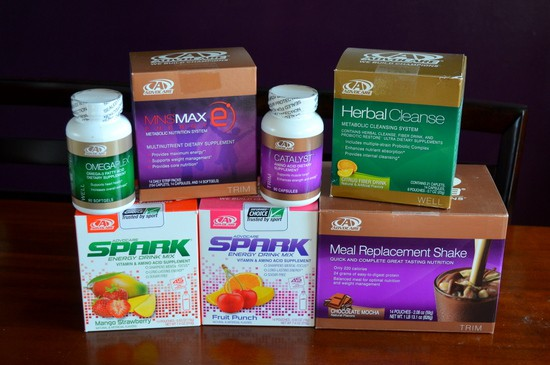 Advocare products 1