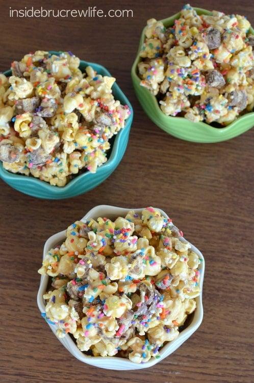 Peanut Butter Twix Popcorn 1