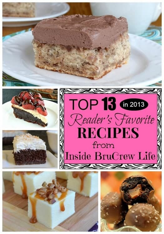 Top 13 Recipes collage 2