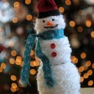 Once Upon a Snowman…