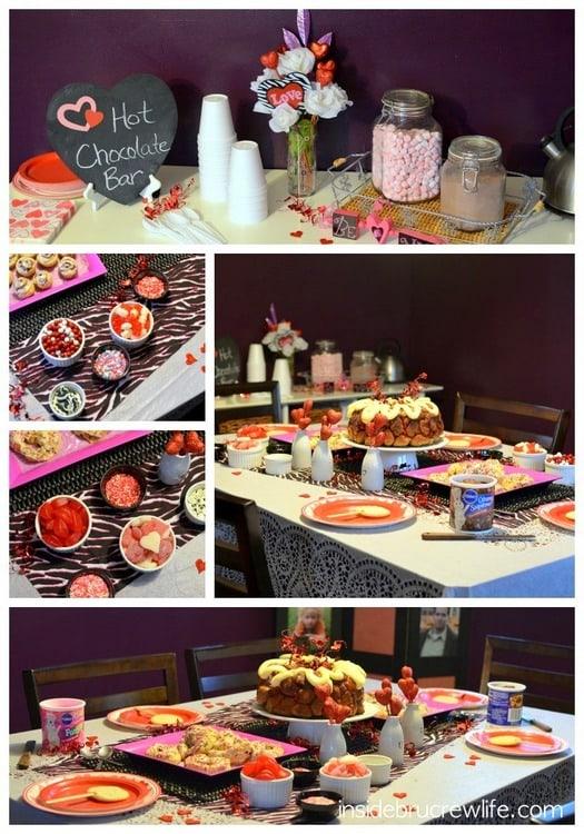 Valentine's Party 1-3