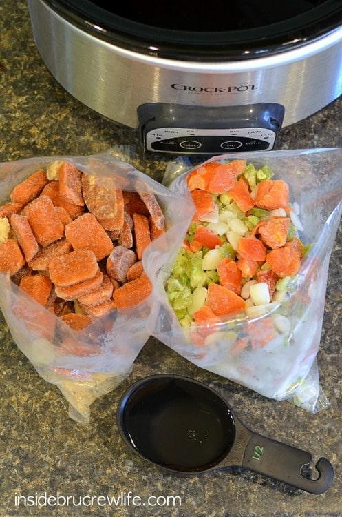 Creole Sausage and Chicken #ad #crockpotcuisine