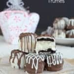 Oreo Coconut Cream Truffles