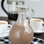 Salted Caramel Mocha Creamer