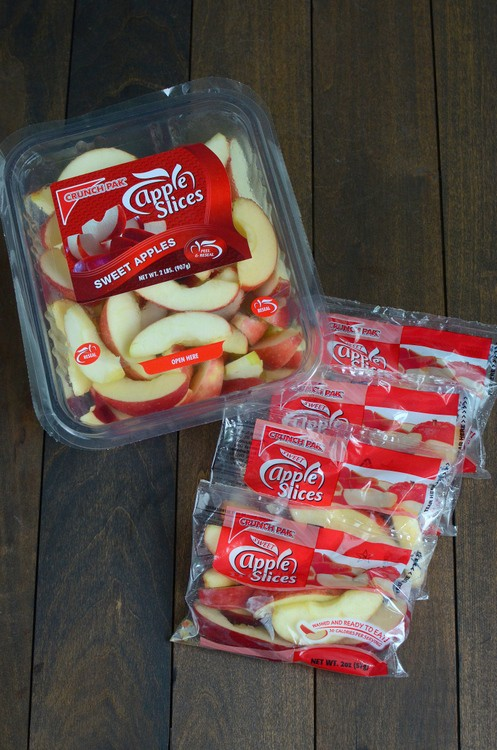 Crunch Pak Apples