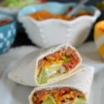 Seven Layer Burritos