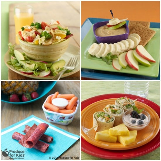 Produce For Kids Collage