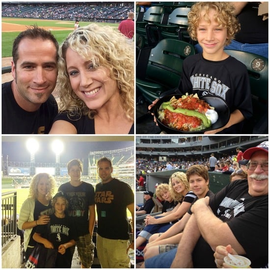 White Sox collage