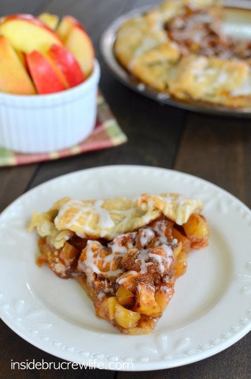 Butterfinger Apple Tart 4-2