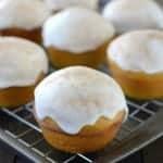 Cinnabon Pumpkin Muffins