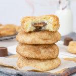 Cinnamon Rolo Cookies