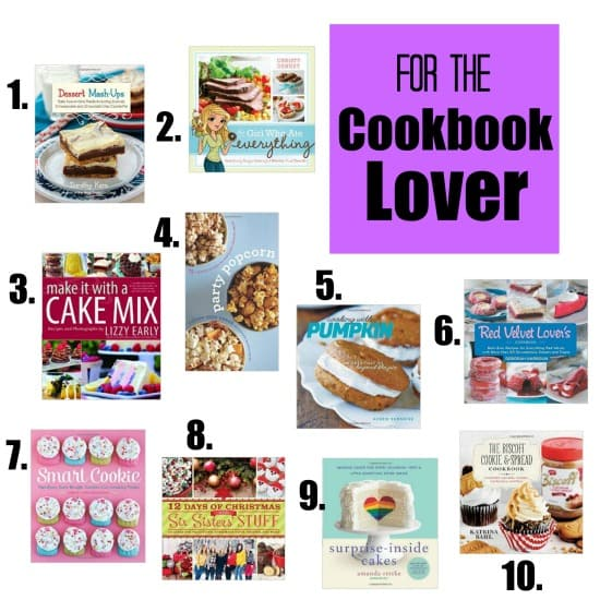 For the Cookbook Lover Gift Guide