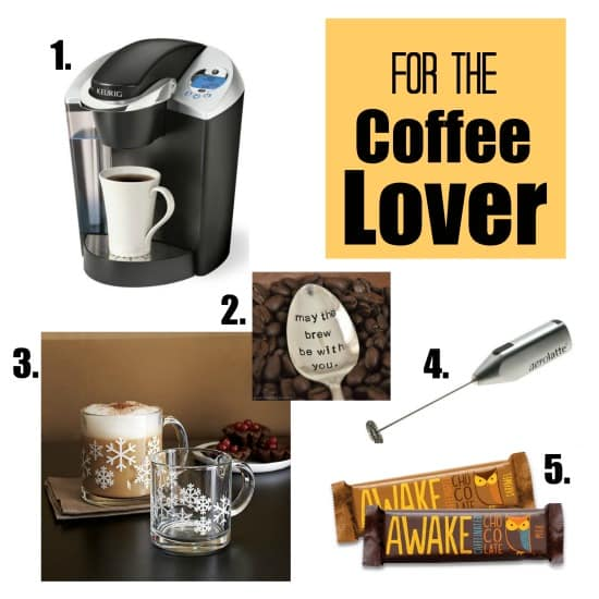 For the Coffee Lover Gift Guide