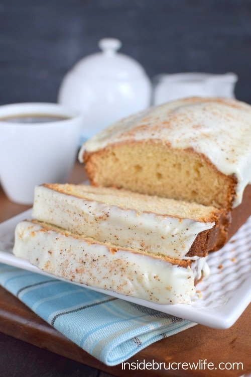 Frosted Eggnog Bread 3-2