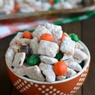 Cinnamon Pumpkin Spice Muddy Buddies