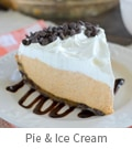 Pie and Icecream