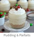 Pudding and Parfaits
