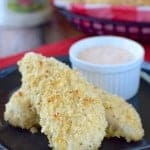 Spicy Parmesan Ranch Chicken Tenders