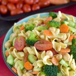Veggie Pasta Salad 10