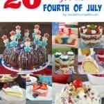 20 Fourth of July Desserts