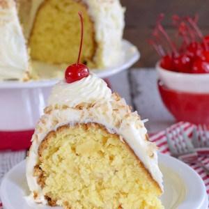 Pina Colada Cake 17