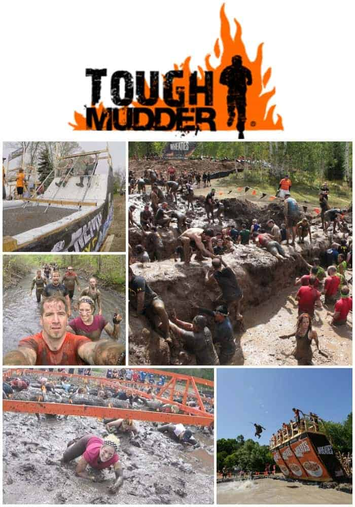 Running 10 miles through mud and doing obstacles really is a fun time!