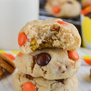 Nutter Butter Reese's Pieces Cookies 7-1