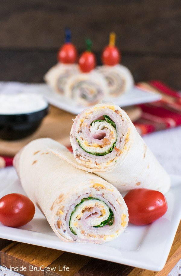 Turkey Club Roll Ups 5-1